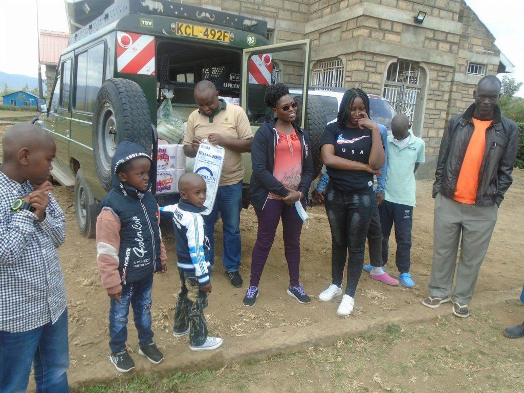 Pack For A Purpose-Boresha Maisha ya Mtoto Mkenya Children Home-Natural World Kenya Safaris 14