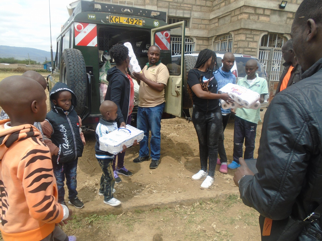 Pack For A Purpose-Boresha Maisha ya Mtoto Mkenya Children Home-Natural World Kenya Safaris 16