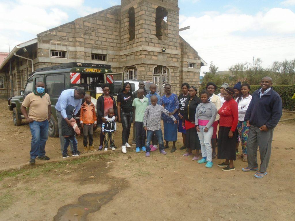 Pack For A Purpose-Boresha Maisha ya Mtoto Mkenya Children Home-Natural World Kenya Safaris 3