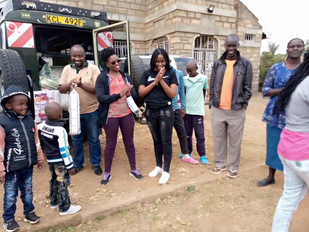 Pack For A Purpose-Boresha Maisha ya Mtoto Mkenya Children Home-Natural World Kenya Safaris 43