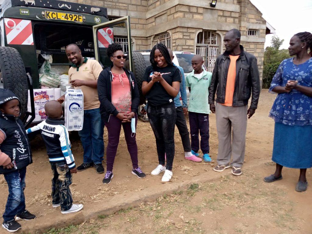 Pack For A Purpose-Boresha Maisha ya Mtoto Mkenya Children Home-Natural World Kenya Safaris 45