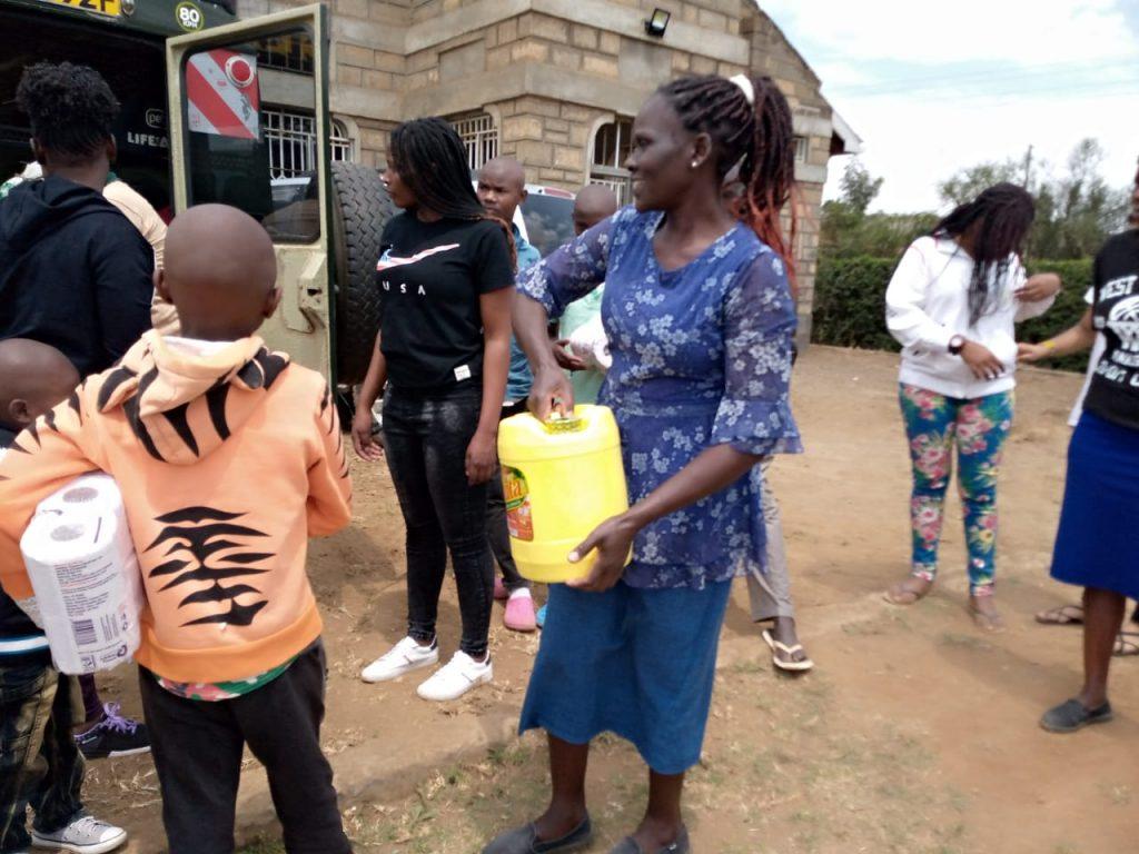 Pack For A Purpose-Boresha Maisha ya Mtoto Mkenya Children Home-Natural World Kenya Safaris 46
